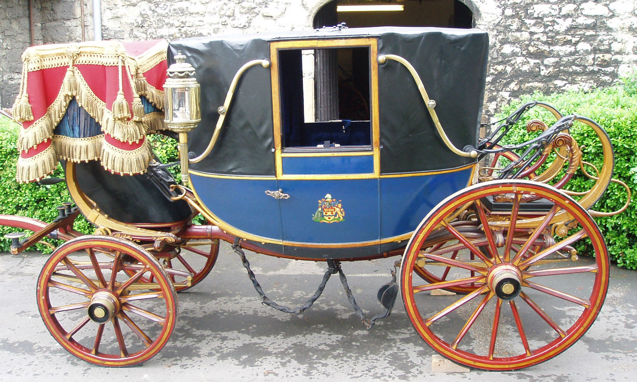 Carriage Collection | Maidstone Carriage Museum