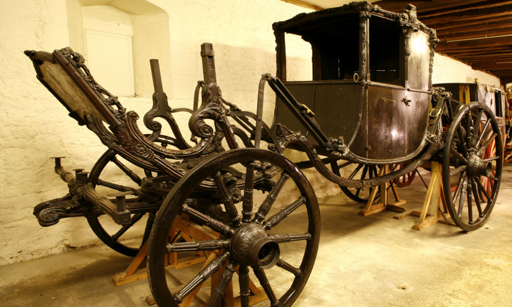 Carriage Collection Maidstone Carriage Museum