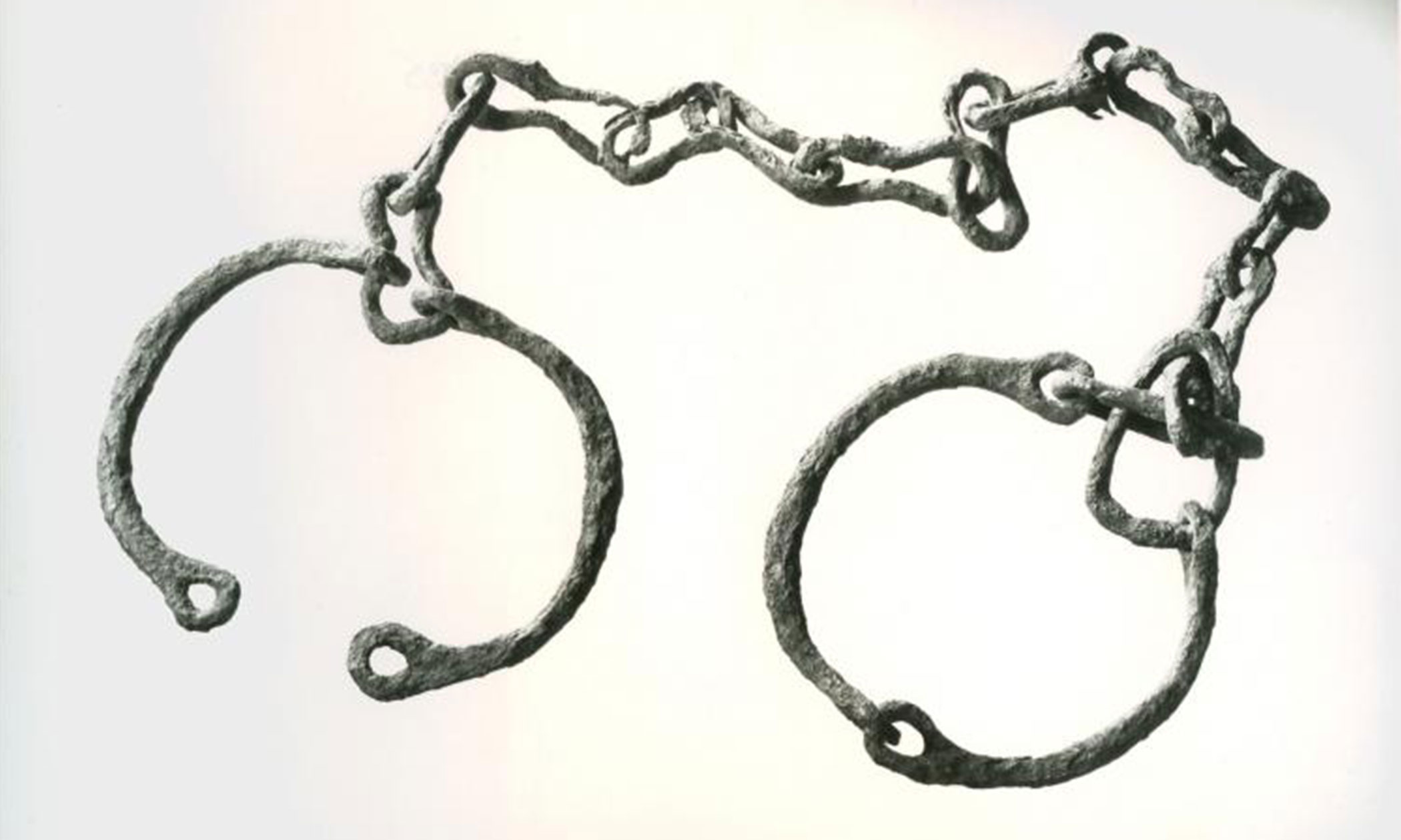 Iron Age Slave Chains | Staff Picks | Maidstone Museum