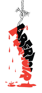 Abertoir Logo White