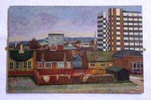 Across Maidstone by Gordon de la Mothe
